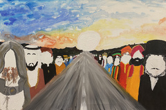 'Spirited Arts' Competition: artwork inspired by religious studies