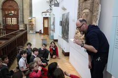 Child led learning at the Museum of Archaeology and Anthropology